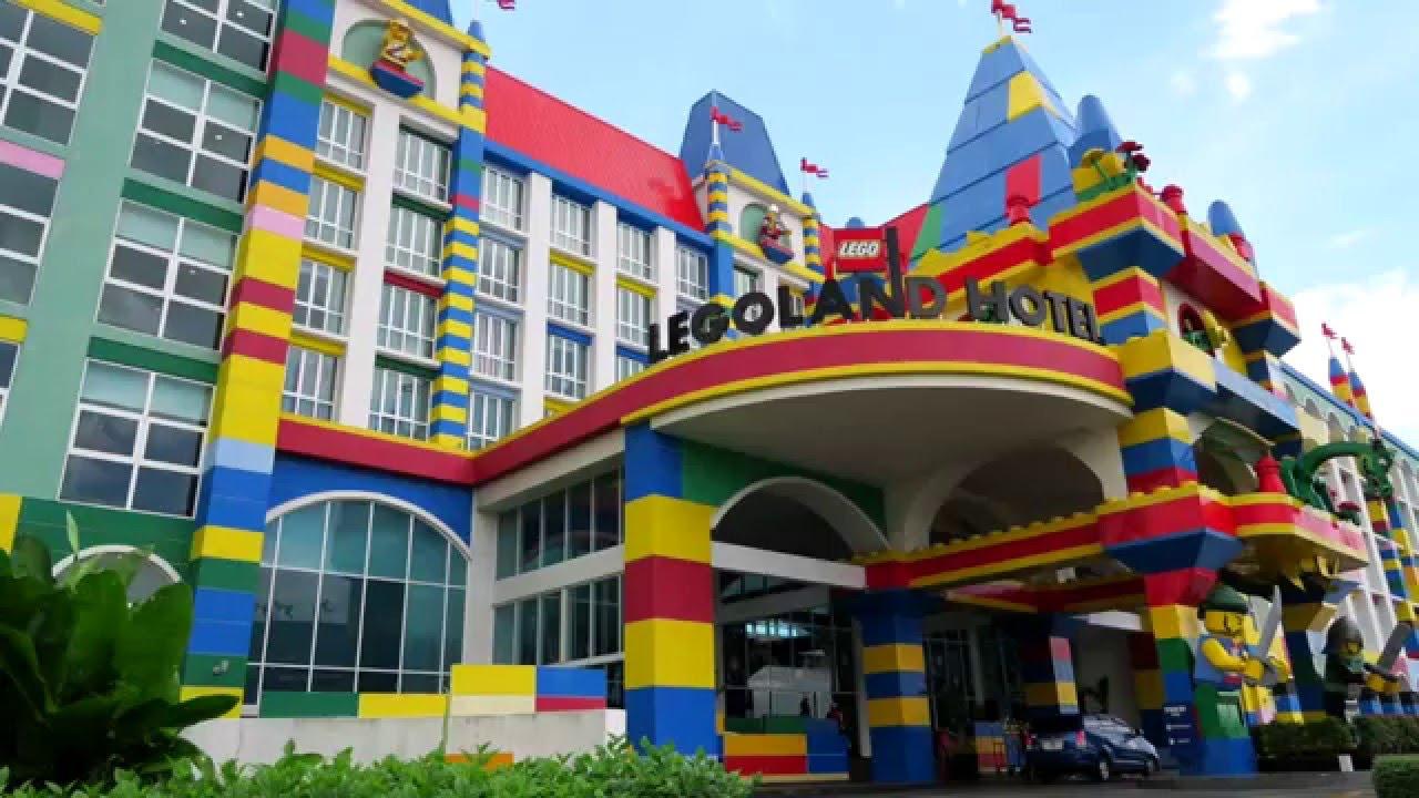 Legoland Hotel, Malaysia - YouTube