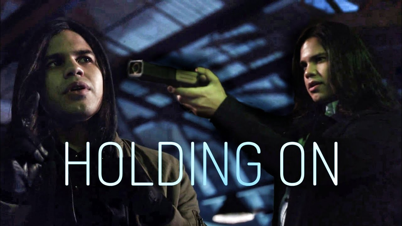 The Flash⚡Kiss Kiss Breach Breach 6x05|Holding On|By Tarro ft.Maria Lynn/K.F.TV