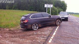 BMW X5 OFF ROAD (тест блокировок)(BMW X5 F15 2014 г.в. - 249 л.с. - 3.0 TD Автоматическая 8-ступ. коробка передач. Резина: Dunlop sp sport maxx R21 зад: 325/30 R21 перед: 285/30..., 2015-08-25T20:48:58.000Z)