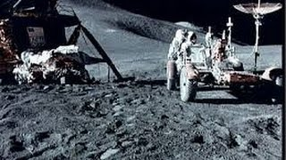 Apollo 15 moon landing. Demo Feather Hammer Drop Roy Dawson Realtor video