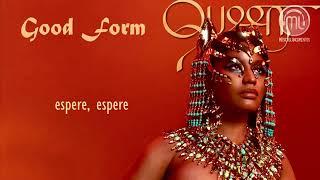 Nicki Minaj - Good Form ( Legendado| Tradução )