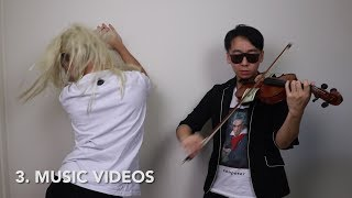 If Classical Musicians Were Modern Day Pop Stars Video