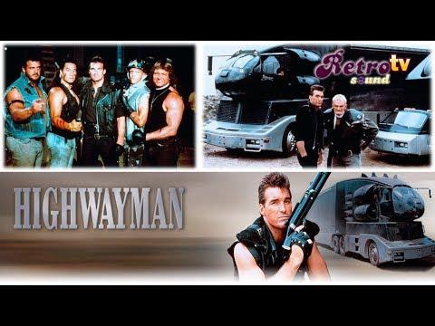 Intro El Guerrero Del Camino (The Highwayman 1987 - 1988)Español Latino