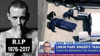 НАСТОЯЩАЯ ПРИЧИНА смерти ЧЕСТЕРА БЕННИНГТОНА? (Why Chester Bennington died?)