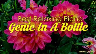 Genie In A Bottle ☀️ Best relaxing piano, Beautiful Piano Music | City Music