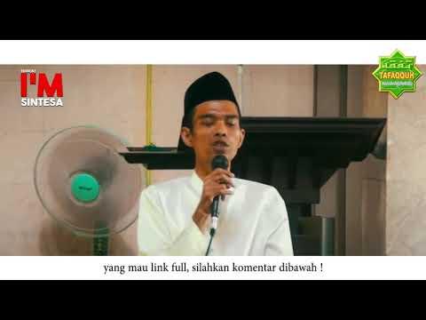 Hukum alat musik | halal atau haram?  (Penjelasan ust abdul somad)