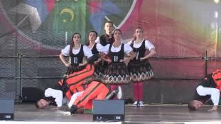 Dom Latających Tancerzy (Białystok, POLSKA) - Podlaska Oktawa Kultur 2014