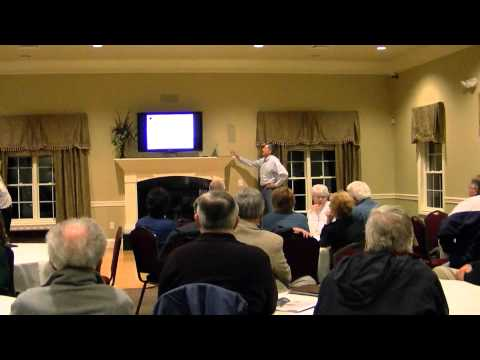Delegate to the Fayette County GOP Meeting pt. 1
