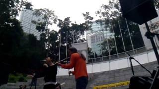 龔志成Ensemble feat. Shadow Kim, Mike Yuen Part 4 at 公園好聲 第二回 Part 15
