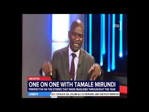 Tamale Mirundi's Perspective on Stories That Made Headlines in 2016