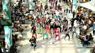 Nosa Nosa Astana flash mob