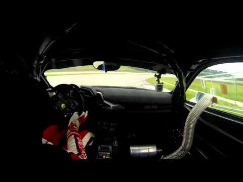 Pasin Lathouras @ Sepang / Ferrari Challenge