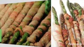 How To Make Pancetta-wrapped Asparagus