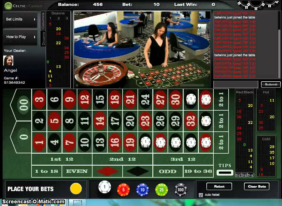 Win Roulette System