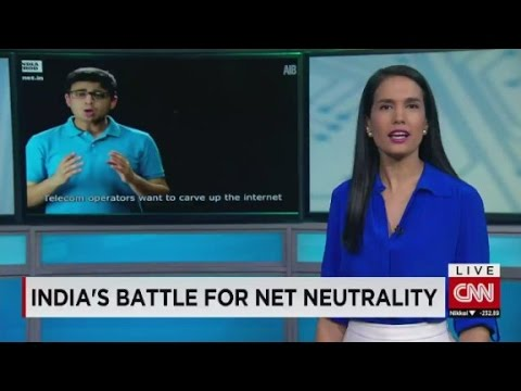 """Behind India's """"Save the Internet"""" campaign"""