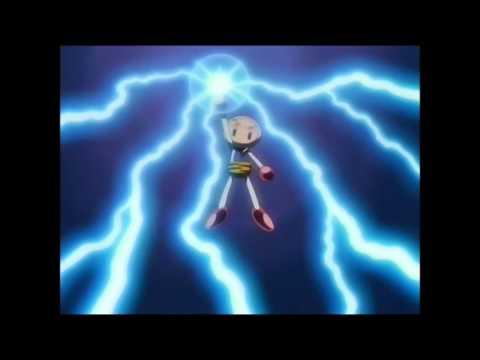 Bomberman Jetters  Sunrise Thunder Bomb