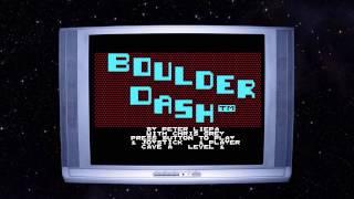 Boulder Dash (MSX) [music remake]
