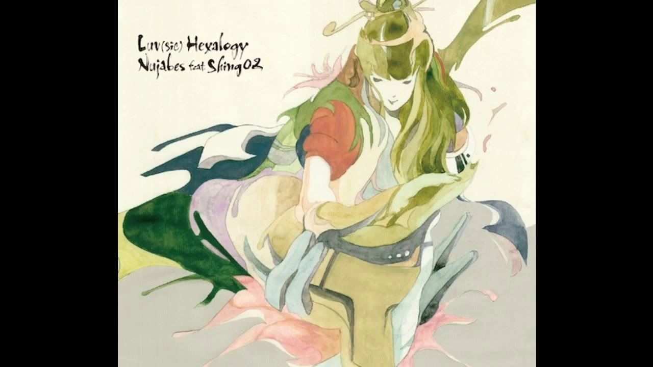 Nujabes - Luv(sic) Part 6 feat.Shing02 Uyama Hiroto Remix [Official Audio]