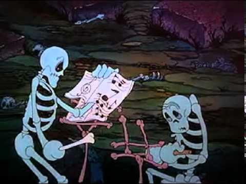 Skeleton Frolic 1937
