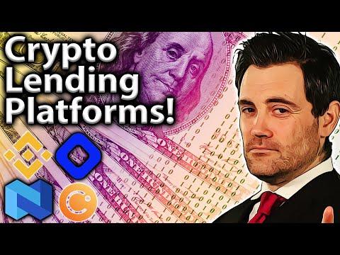 Top 5 Crypto Lending Platforms Compared!! 🤑