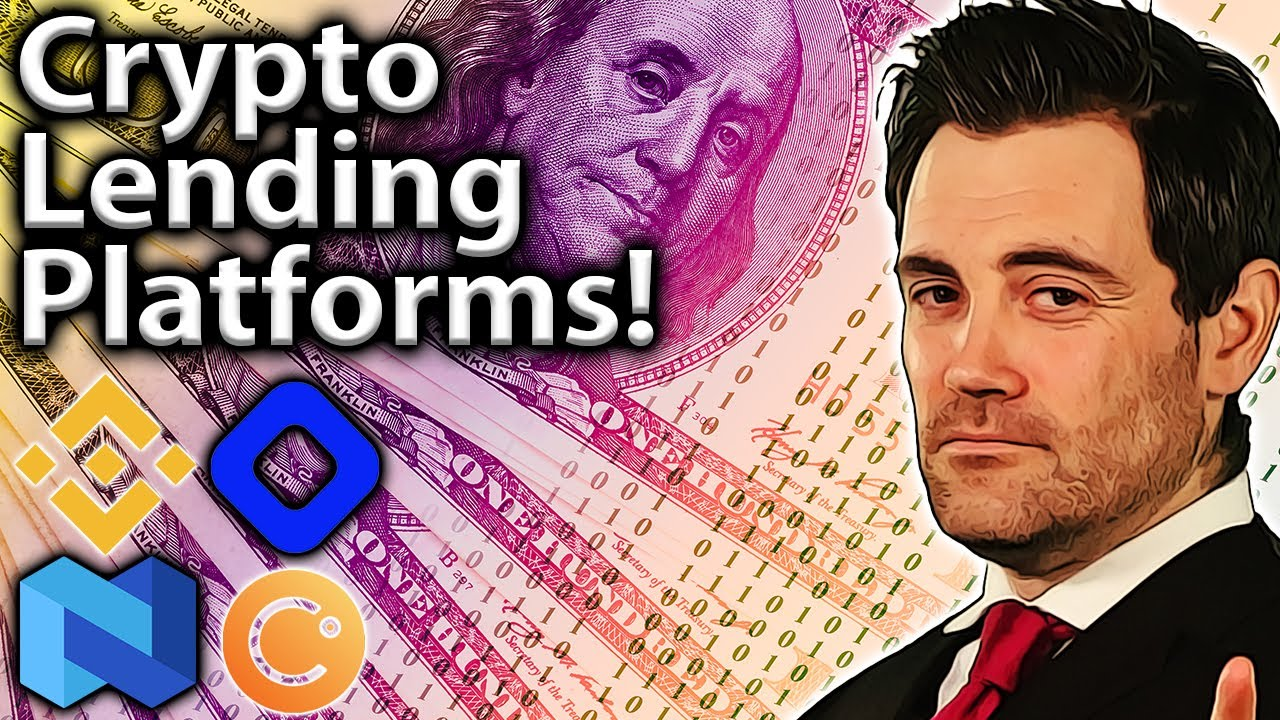 Top 5 Crypto Lending Platforms Compared!! 🤑