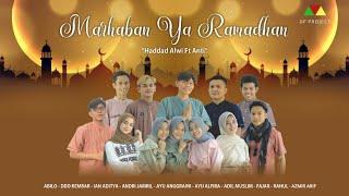 Lagu Marhaban Ya Ramadhan Hadad Alwi ft anti COVER by Content Creator Palu(DF project x Honda)