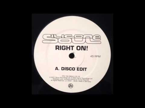 Silicone Soul - Right On! (Disco Edit)