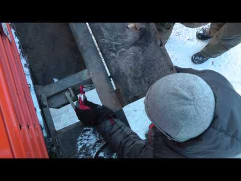 Chukotka 2012. Days 2 - 4. Neryungri - Yakutsk.