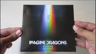 Imagine Dragons - Evolve ( Album Deluxe Edition ) - Unboxing CD en Español