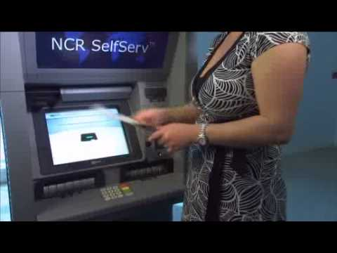 NCR's Two-Sided Paper Receipt Technology For ATM Machines