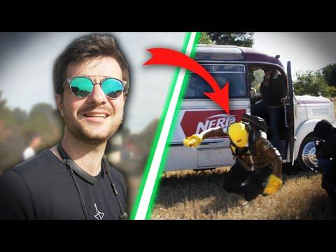 COMMENT J'EN SUIS ARRIVÉ LÀ ? (Making Of Nerf Fortnite)