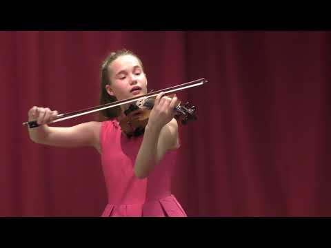 Pesaro Fiestalonia Milenio Yudina Alina. Rachmaninov vocalise. Gala concert