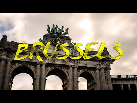 Hello Brussels - HYPERLAPSE