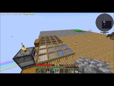 SkyFactory 3   E4 Infinite Dirt