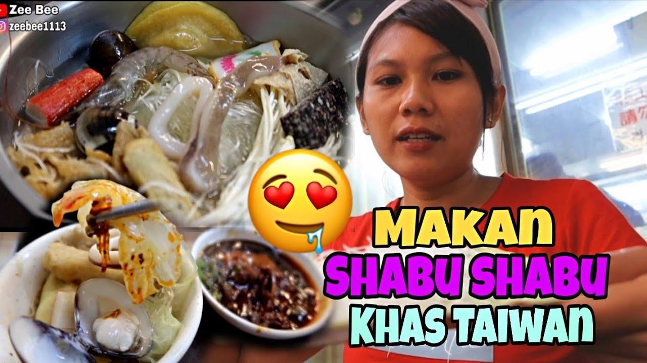 MAKAN SHABU SHABU KHAS TAIWAN
