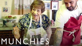 How to Make Chicken Cutlets with Frank Pinello & His Nonna