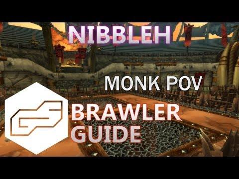 Nibbleh: Rank 9 - Brawler's Guide