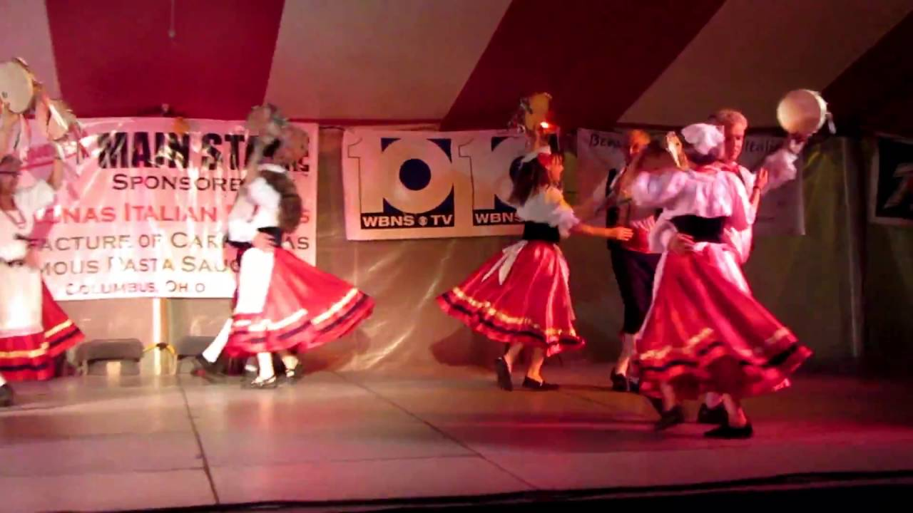 Image gallery italian festival dancers for Anthonys italian cuisine sacramento