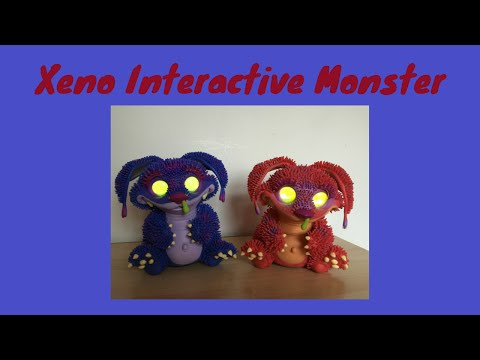 Xeno Interactive Monster - App For iOS & Android