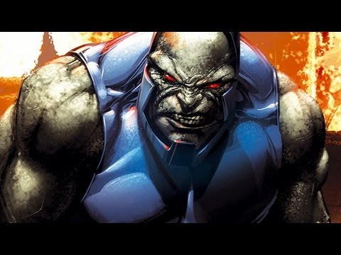 Supervillain Origins: Darkseid