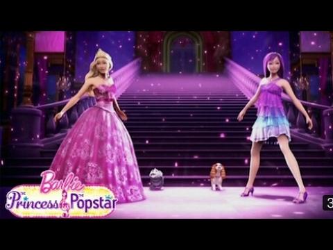 Barbie da princesa ea pop star| musica Barbe ea  po star