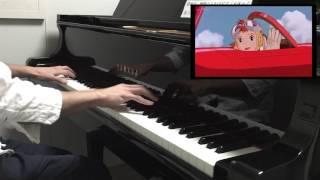事務員Gさんの楽譜で弾いてみました。当然Gさんのようにはいきません.