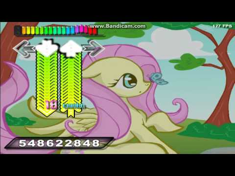 Stepmania 1.64- Fluttershy
