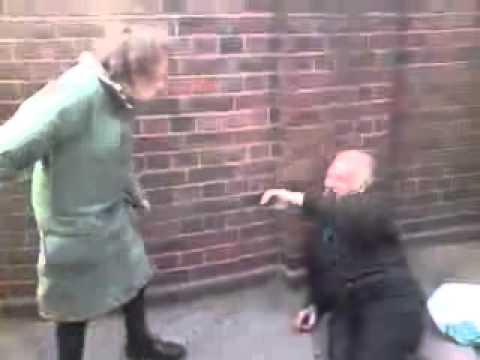 Granny Green V Racist Keane