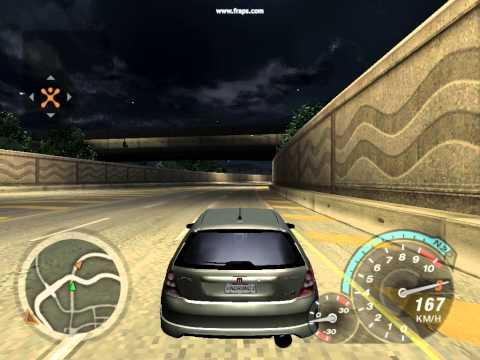 NFSU2 Honda Civic Type-R Varex