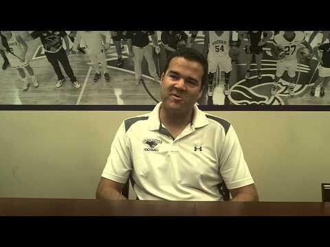 McKendree University Football Update -- Sept. 10, 2014