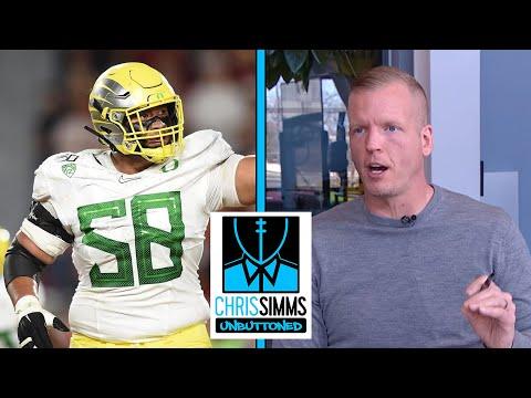 Chris Simms' Top 6 2021 NFL Draft OL rankings   Chris Simms Unbuttoned   NBC Sports