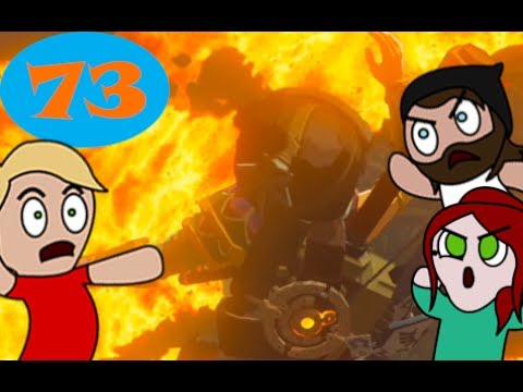 LOZ: Breath of the Wild - Ep. 73 - Diving in Hot - BAPs Play