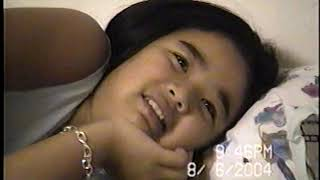 ANDY ANNA THIEN BARBIE CAR DANCING WILL SMITH SONG (AUG 6, 2004)   DISC 9