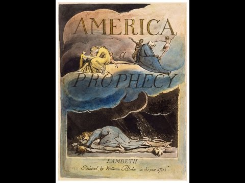 America: A Prophecy by William Blake